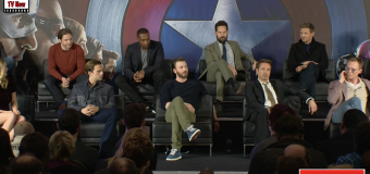 Captain America: Civil War Cast Attended Press Conference In Force