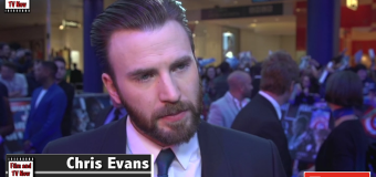 Captain America: Civil War European Premiere – Red Carpet Interviews