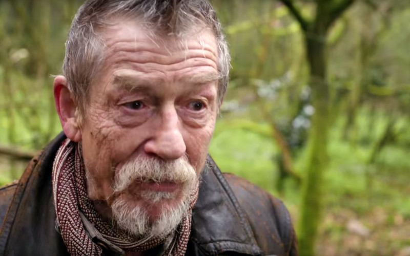 That Good Night Begins Production Starring John Hurt