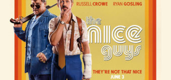 Film and TV Now Competition: WIN A 'THE NICE GUYS' T-SHIRT!