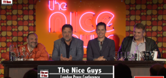 "The Nice Guys Press Conference – ""There's Always Another Case For These Guys To Solve"""