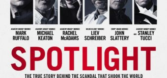 Film and TV Now Competition: Win A Copy Of 'Spotlight' On DVD
