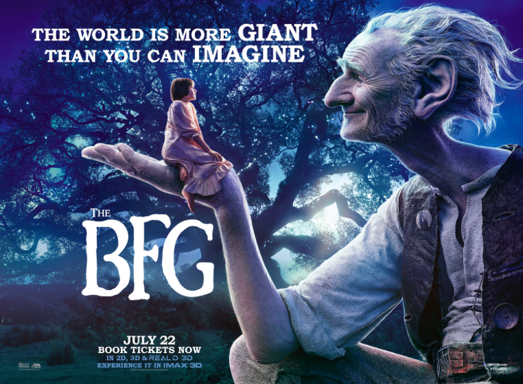 the bfg new posters and featurette land. Black Bedroom Furniture Sets. Home Design Ideas