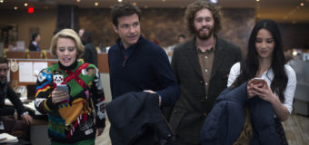 The 'Office Christmas Party' Is in Full Swing For Jennifer Aniston & Jason Bateman In The Official Trailer