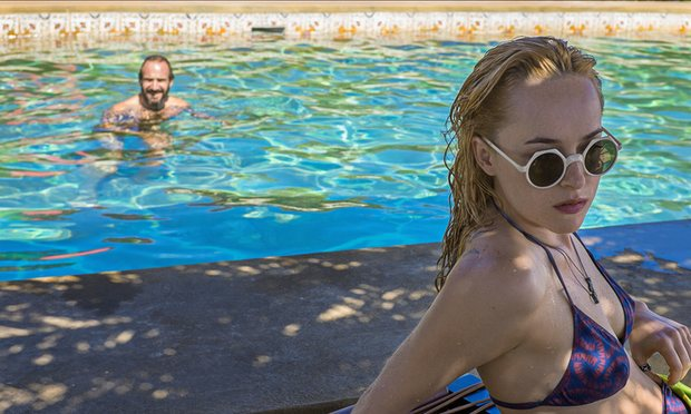 A bigger splash blu ray dvd review for A bigger splash movie