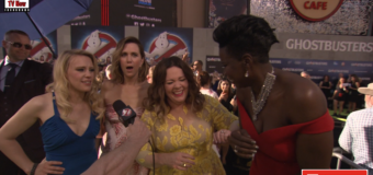 Ghostbusters World Premiere: Red Carpet Interviews