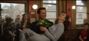 Brad Pitt & Marion Cotillard Are In Love In New 'Allied' Clip