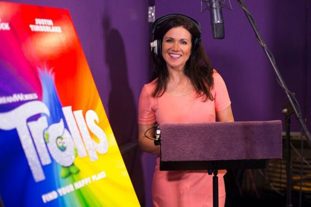 Image result for susanna reid trolls movie