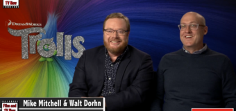 Film and TV Now Exclusive: Trolls Interview With Directors Walt Dohrn and Mike Mitchell