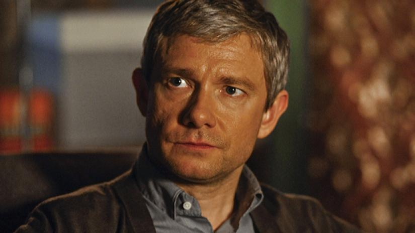 Martin Freeman Ghost Stories