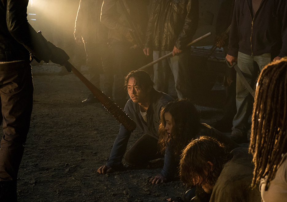 The Walking Dead Premiere Review