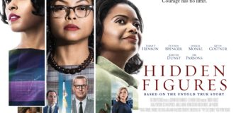 New International Poster Arrives For Hidden Figures