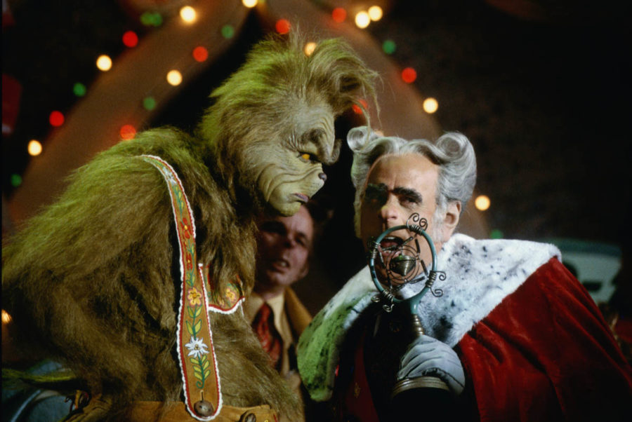 The grinch it captures love hate relationship with