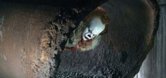 Haunting New Image Arrives Of Pennywise From Stephen King's IT