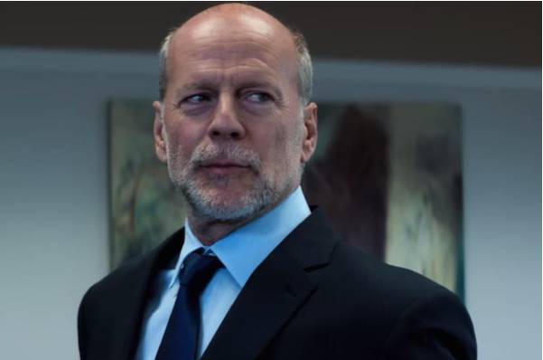 Marauders Bruce Willis