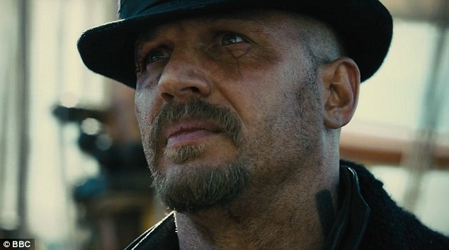 Tom Hardy Bares All In New Trailer For TV Series Taboo