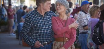 An Endearing Photo Of Robert Redford & Jane Fonda Released For Netflix's Our Souls At Night