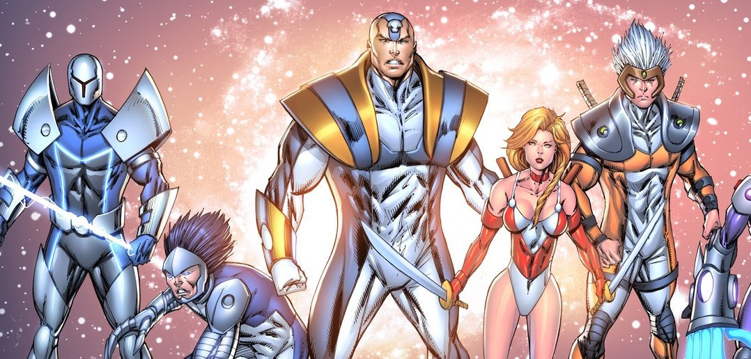 Extreme Universe Rob Liefeld