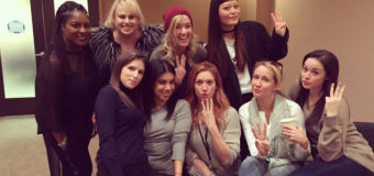 Production Has Started On Pitch Perfect 3 Pitches!
