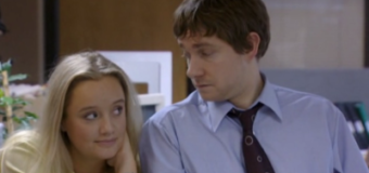 Tim and Dawn From 'The Office' Speak The Truth About Working Life and Ambitions