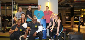 John Wick: Chapter 2 MMA Taster Session In London With Gymbox