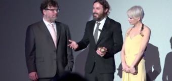 Watch Casey Affleck & Michelle Williams Deliver Revealing & Humble Acceptance Speeches At SBIFF 2017