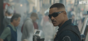 First Trailer For David Ayer's 'Bright' Lands Starring Will Smith, Joel Edgerton & Noomi Rapace