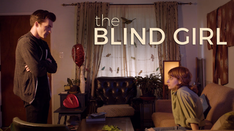 The Blind Girl - Angela Gulner