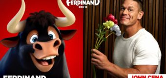 John Cena Voices An Adorabe Bull In The Animated Movie Ferdinand