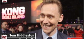 Kong: Skull Island European Premiere: Red Carpet Interviews with Tom Hiddleston, Brie Larson & More