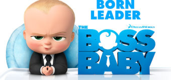 'The Boss Baby' Shows You Who's In Charge In A Brand New Clip Featuring Alec Baldwin