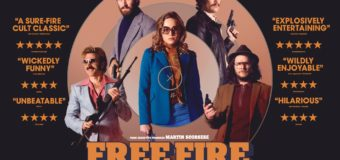 Free Fire Review: Savagely Funny Mayhem