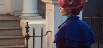 First Image Of Emily Blunt As Mary Poppins Revealed!