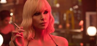 Atomic Blonde: Official Trailer Launched
