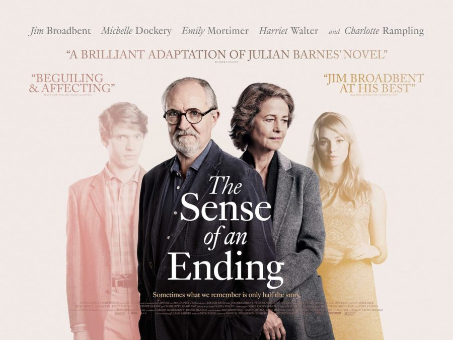 The Sense Of An Ending review