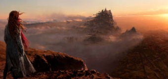 Concept Art Revealed For Peter Jackson's Mortal Engines