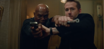 Samuel L. Jackson & Ryan Reynolds Come To Blows In New The Hitman's Bodyguard Trailer