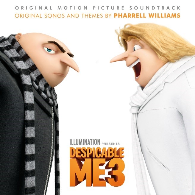 Despicable Me 3 - Pharrell Williams