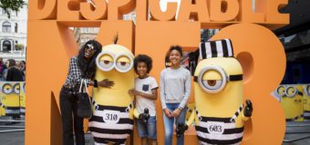 Photo Gallery: Celebrities Attend Special Screening Of Despicable Me 3