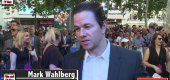 Transformers: The Last Knight Premiere: Red Carpet Interviews