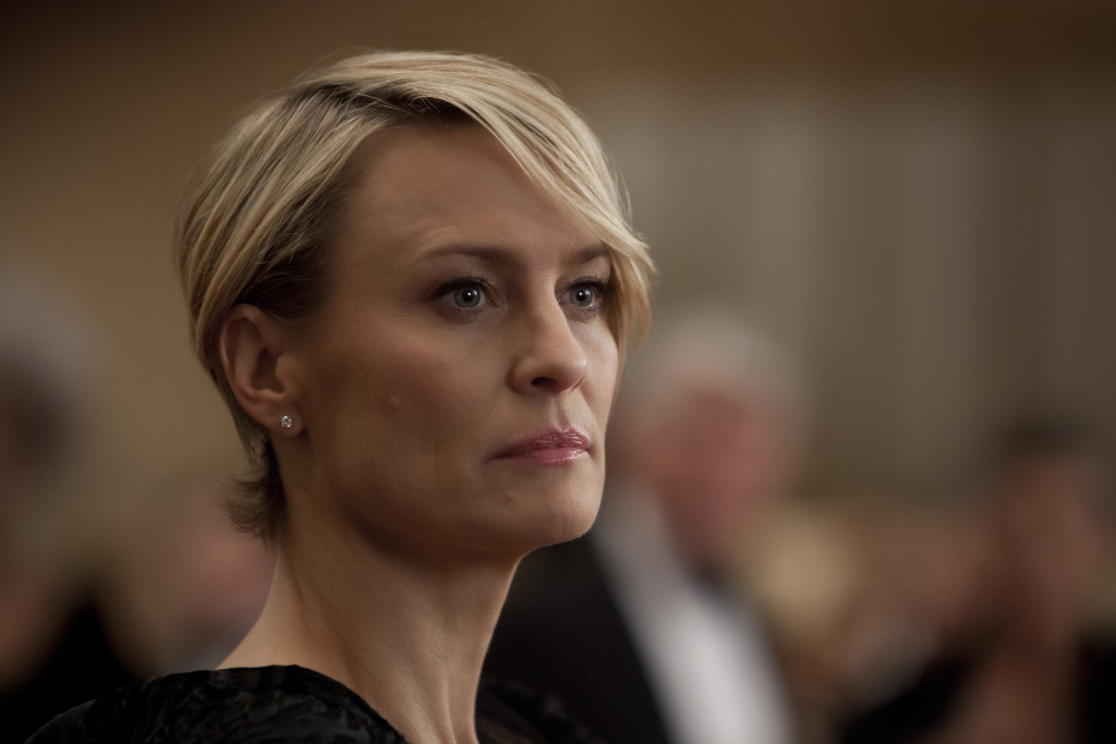 House of Cards Most Kick-ass Women on TV