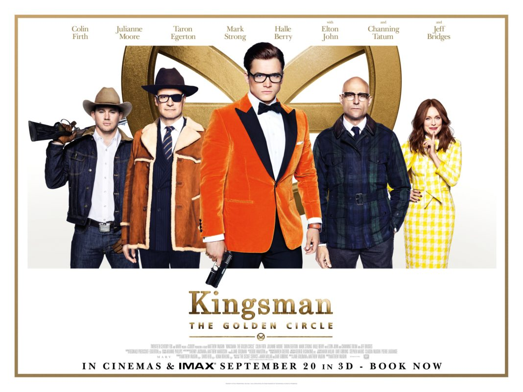 Kingsman: The Golden Circle | Euro Palace Casino Blog