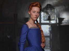 Saoirse Rona Mary, Queen of Scots