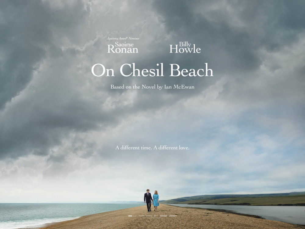 on chesil beach Based on the 2007 novel by ian mcewan, on chesil beach is a historical drama about two young lovers that you won't want to miss.