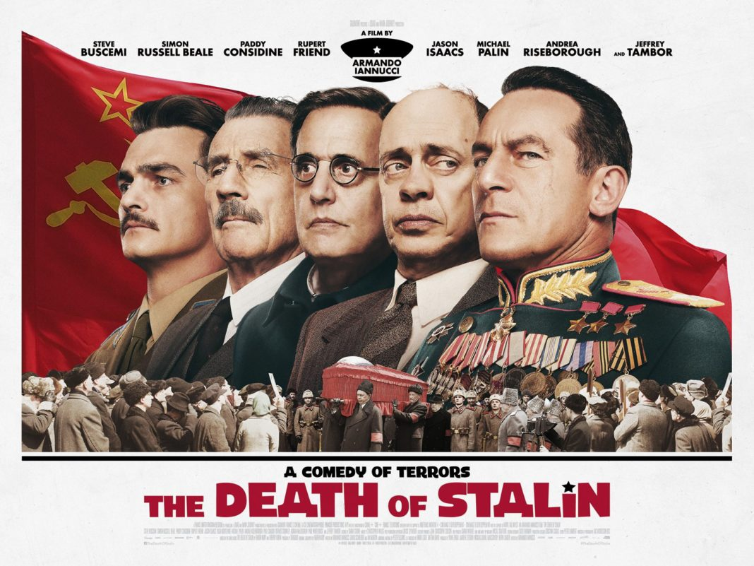 The Death of Stalin review