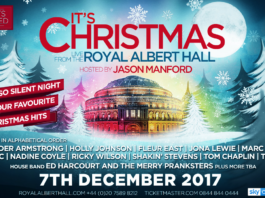 It's Christmas Live From the Royal Albert Hall