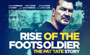 Rise of the Footsoldier 3: The Pat Tate Story