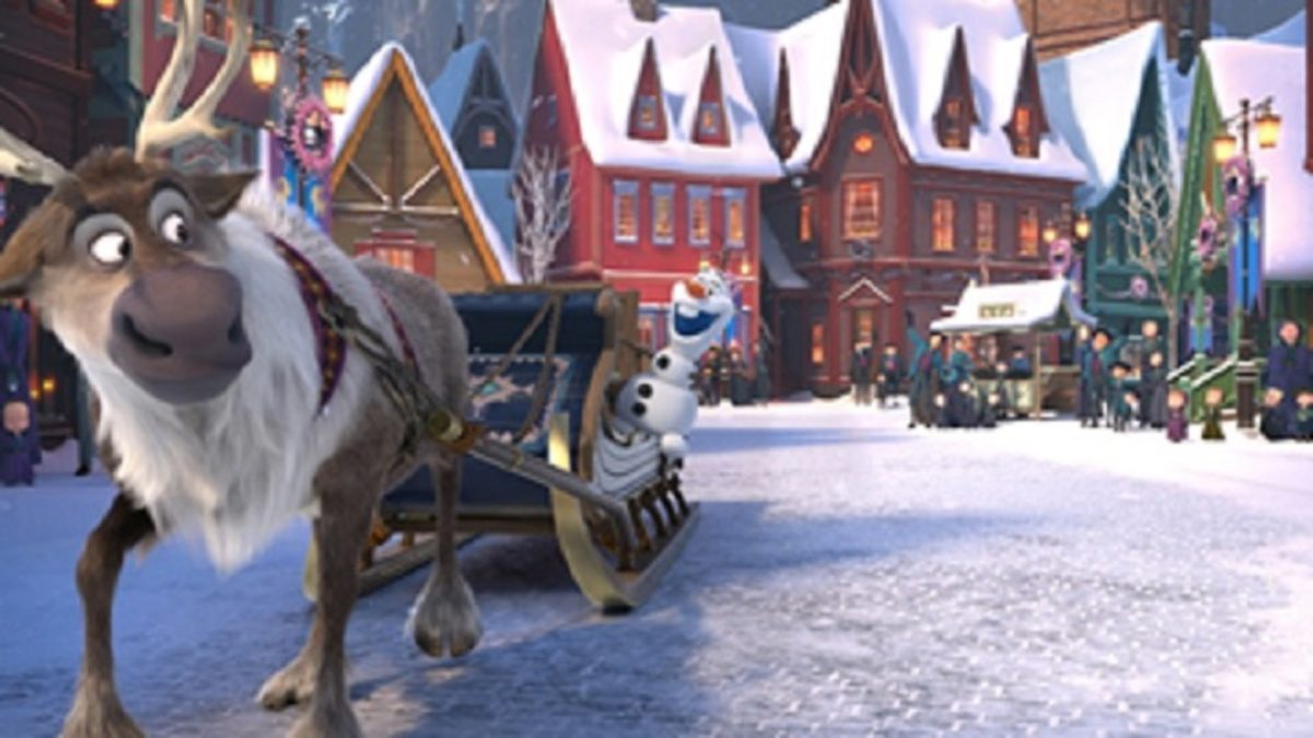 Olaf\'s Frozen Adventure to air on Sky Cinema this Christmas