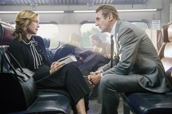 The Commuter review