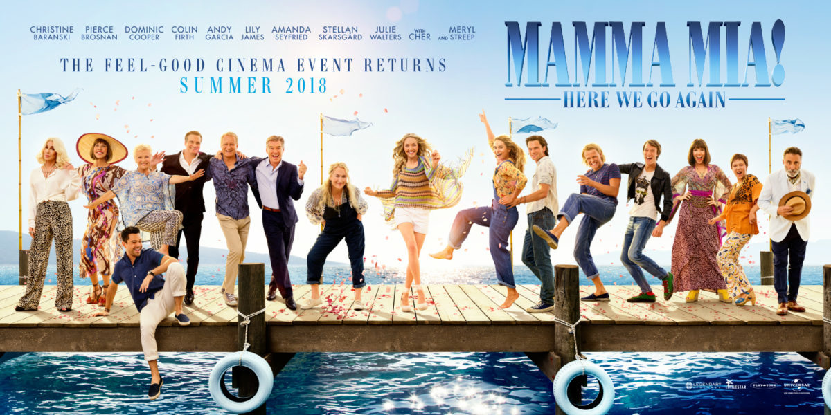 new trailer and poster arrive online for mamma mia here